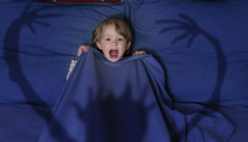 9 Top Tips for Night Frights and Scary Dreams