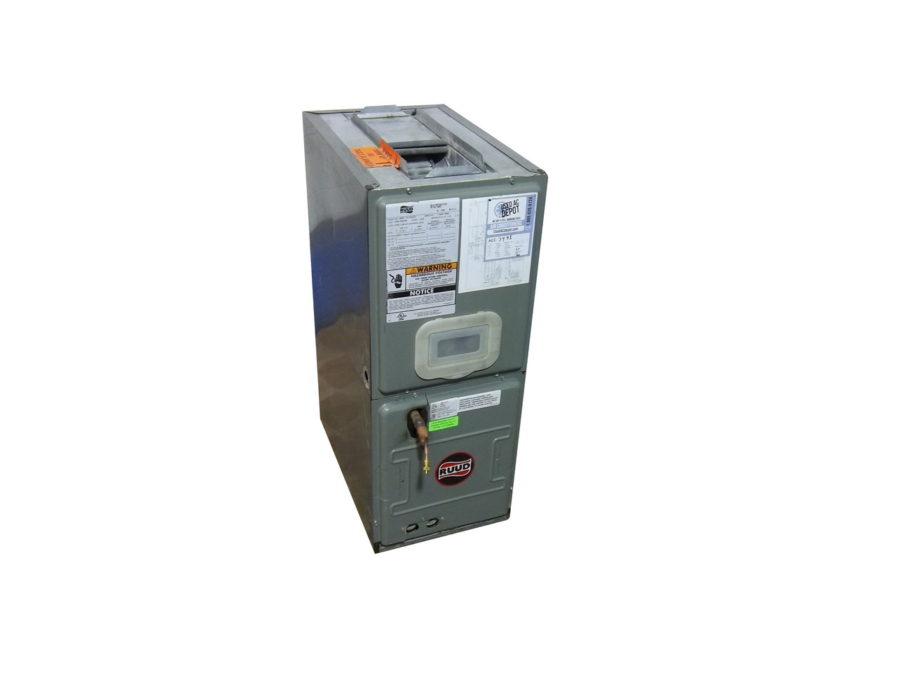 New and Used Air Handlers   market.usedacwarehouse.com Uhsa Ruud Air Handler Schematic Diagram on