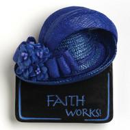 Faith Works Magnet - Harriet Rosebud