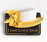 Sunny Days Magnet - Harriet Rosebud
