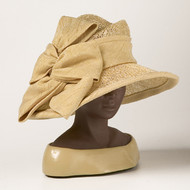 Miss Claretha - Harriet Rosebud Hat