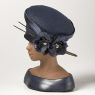 Third Sunday - Harriet Rosebud Hat