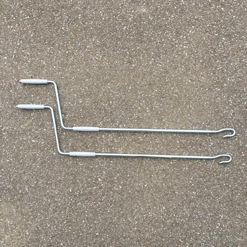 """Gear Crank Handles - 30"""" Hook Loop"""