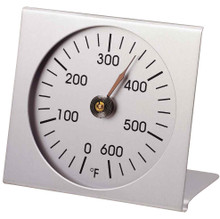 Instant Read Oven Thermometer Aluminum Hokco