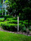 Extra Tall Lawn Thermometer 46 inch Aluminum Standing Hokco