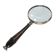 Magnifying Glass, Bronzed AC099B