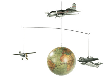 Around The World Mobile by Authentic Models AP124