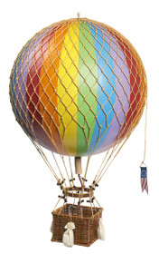 Royal Aero Helium Rainbow Balloon AP163E