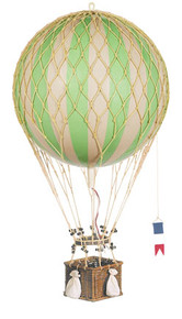 Royal Aero Helium Green Balloon AP163G