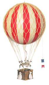 Royal Aero Helium Red Balloon AP163R
