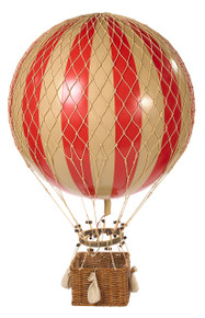 Jules Verne Red Balloon AP168R