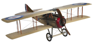 Spad XIII Model Plane by Authentic Models AP413