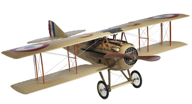 French Spad XIII Model Plane by Authentic Models AP413F