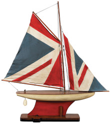Union Jack Pond Yacht AS051