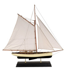 1930s Classic Yacht, Large AS135