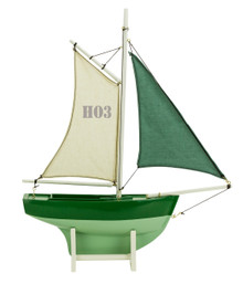Coastal Green Sailer, HO3 AS186