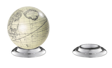 Globe Base, Aluminum by Authentic Models GL200A