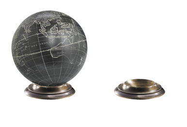 Globe Base, Bronze by Authentic Models GL200B