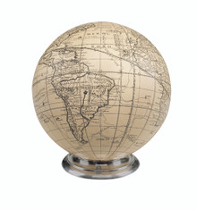Vaugondy Sphere, Ivory GL212