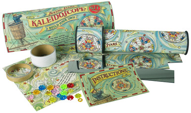 Seeing Stars - Make A Kaleidoscope Craft Kit by Authentic Models MS073A