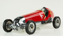BB Korn Indianapolis 1930s Tether Car, Red PC013R