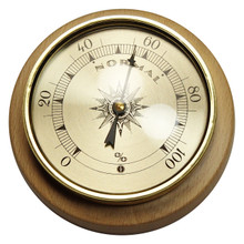 Hygrometer in Oak Woodring