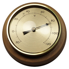 Thermometer Oak Woodring
