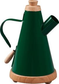Incense Burner Water Kettle Green