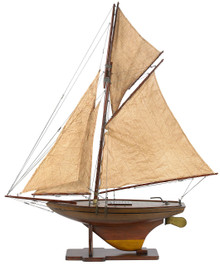 Victorian Pond Yacht AS105F