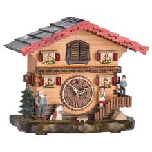 Heidi Farmhouse Cuckoo Clock  with Cuckoo and Music