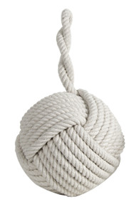 Monkey Fist Doorstop Cotton by Authentic Models HD001