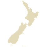 New Zealand Antique Maps Icon