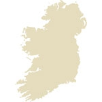 Ireland Antique Maps Icon