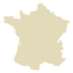 Entire France Antique Maps Icon