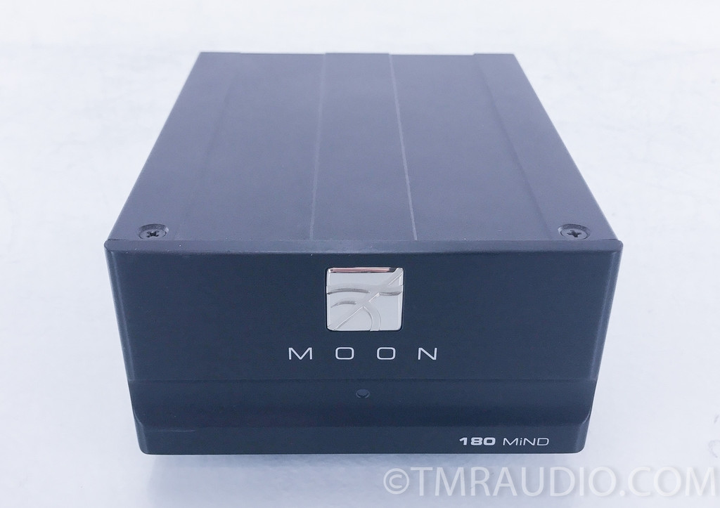 Simaudio Moon 180 MiND Music Streamer; Black