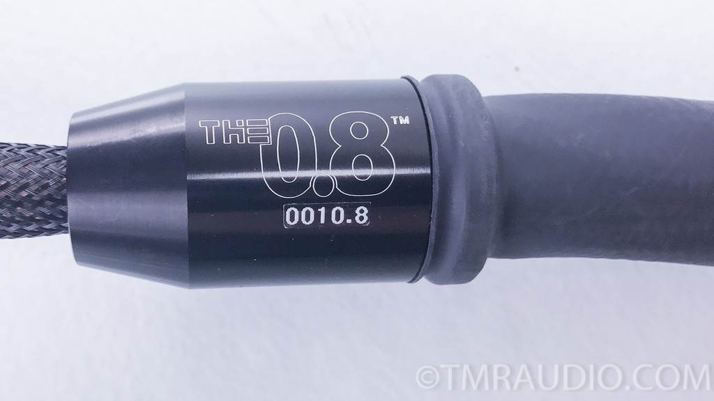 Tara Labs The 0.8 Speaker Cables; 16 feet Pair