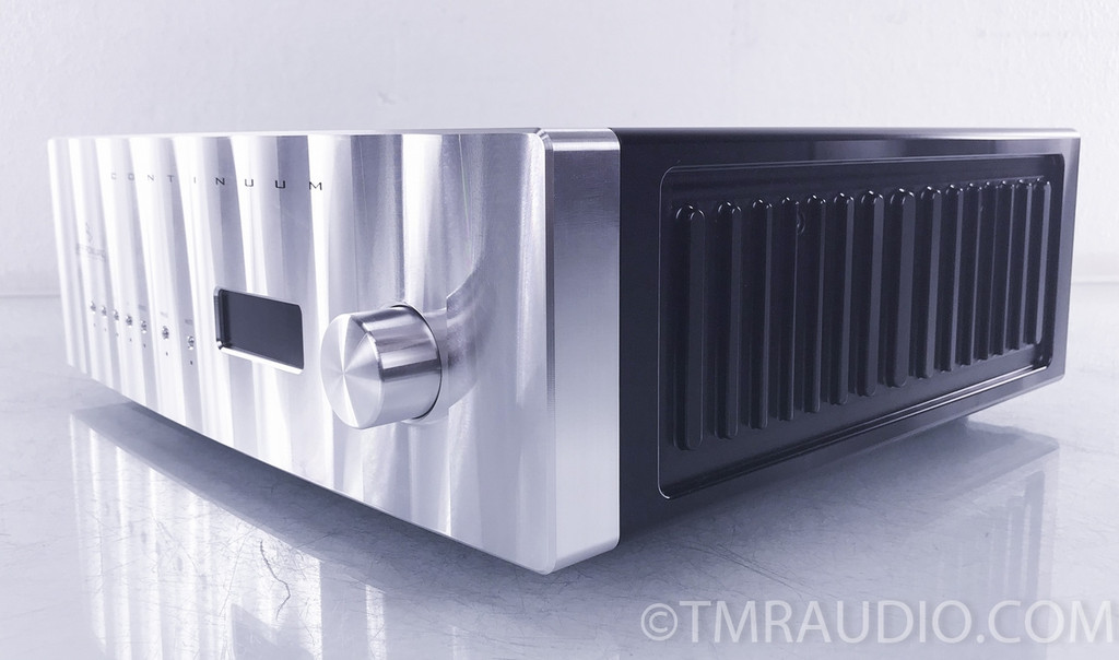 Jeff Rowland Continuum S2 Integrated Stereo Amplifier; Phono Stage