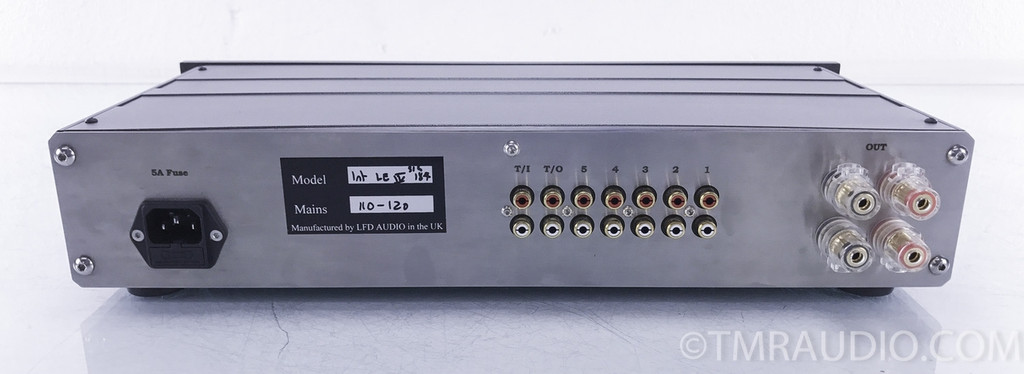 LFD LE Mk IV Signature Edition Stereo Integrated Amplifier