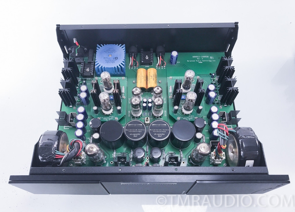 BAT REX Stereo Tube Preamplifier (Balanced Audio Technology)