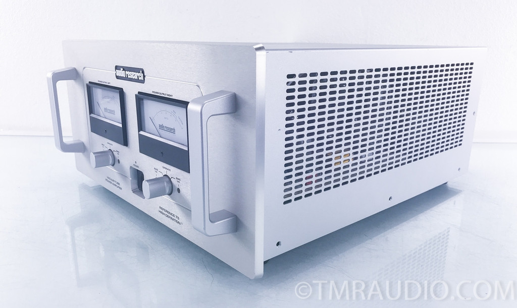 Audio Research Reference 75 Tube Stereo Power Amplifier 1