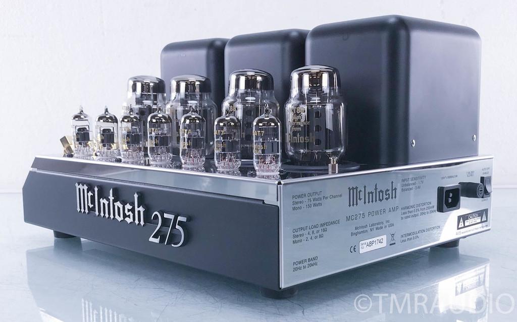 McIntosh MC275 Mk VI Stereo Tube Power Amplifier; MC 275 Version 6