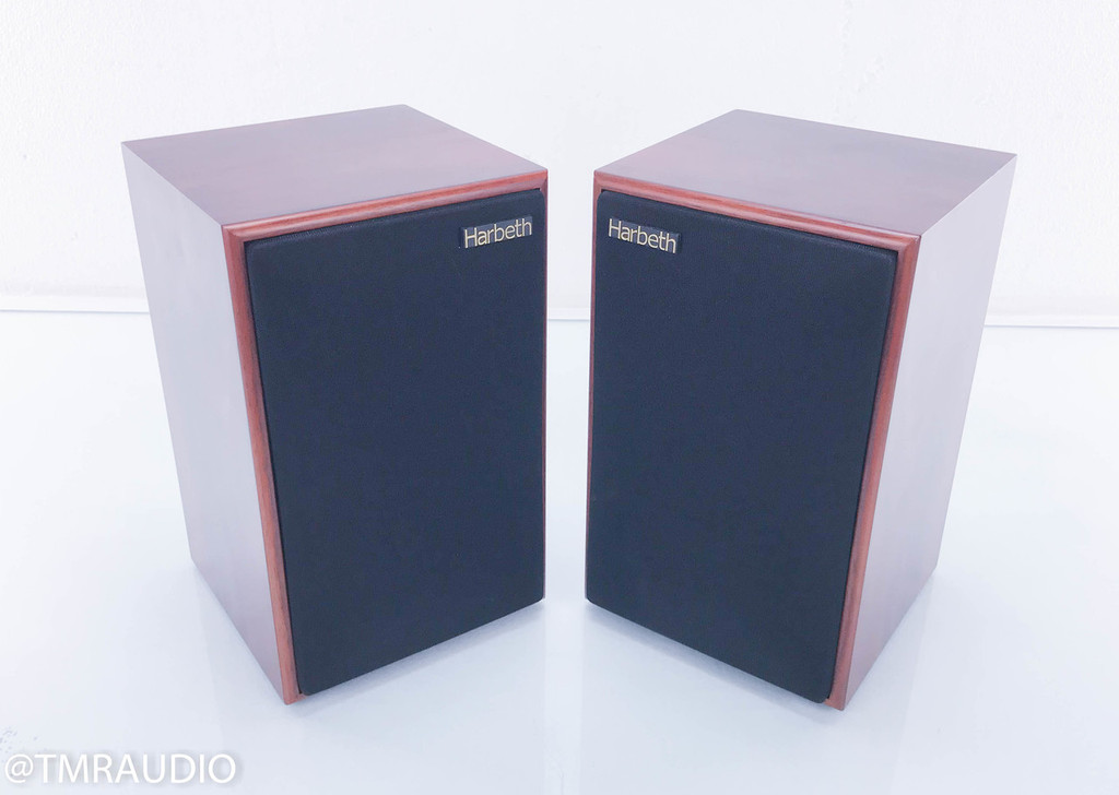 Harbeth P3ESR Special Edition Bookshelf Speakers; Rosewood Pair