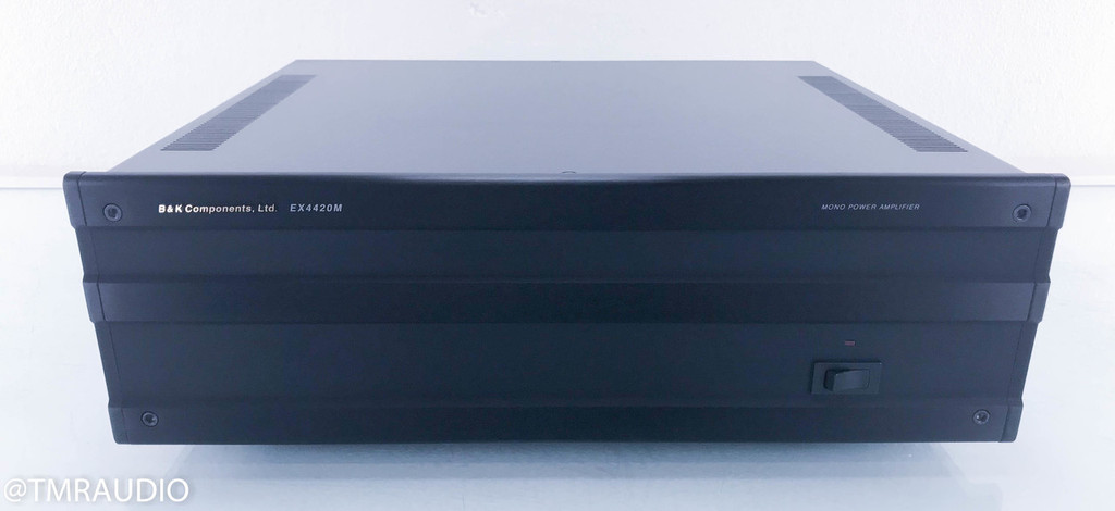 B&K EX4420M Stereo Power Amplifier; EX-4420M 2 Channel