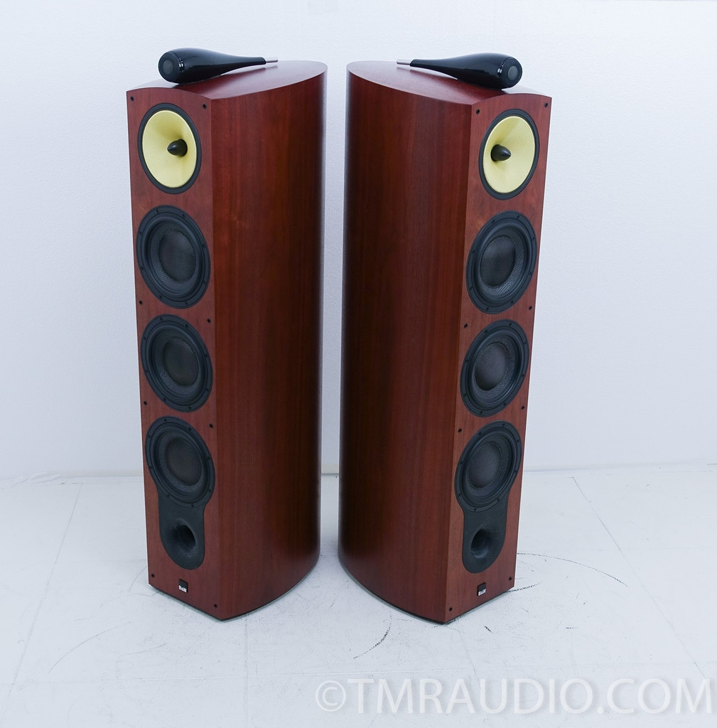 B&W 803D (Diamond) Floorstanding Speakers; Pair; Bowers & Wilkins