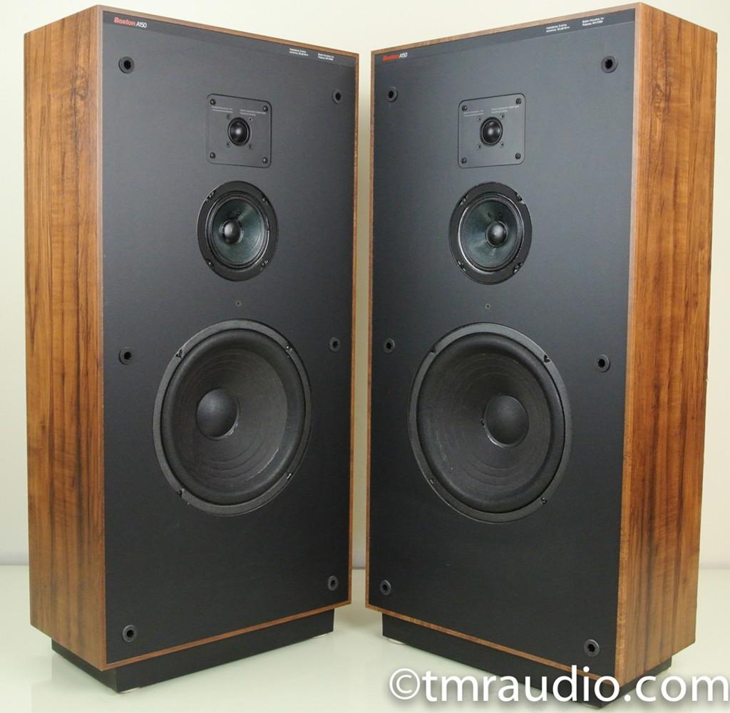 Boston Acoustics A150 Vintage Floorstanding Speakers