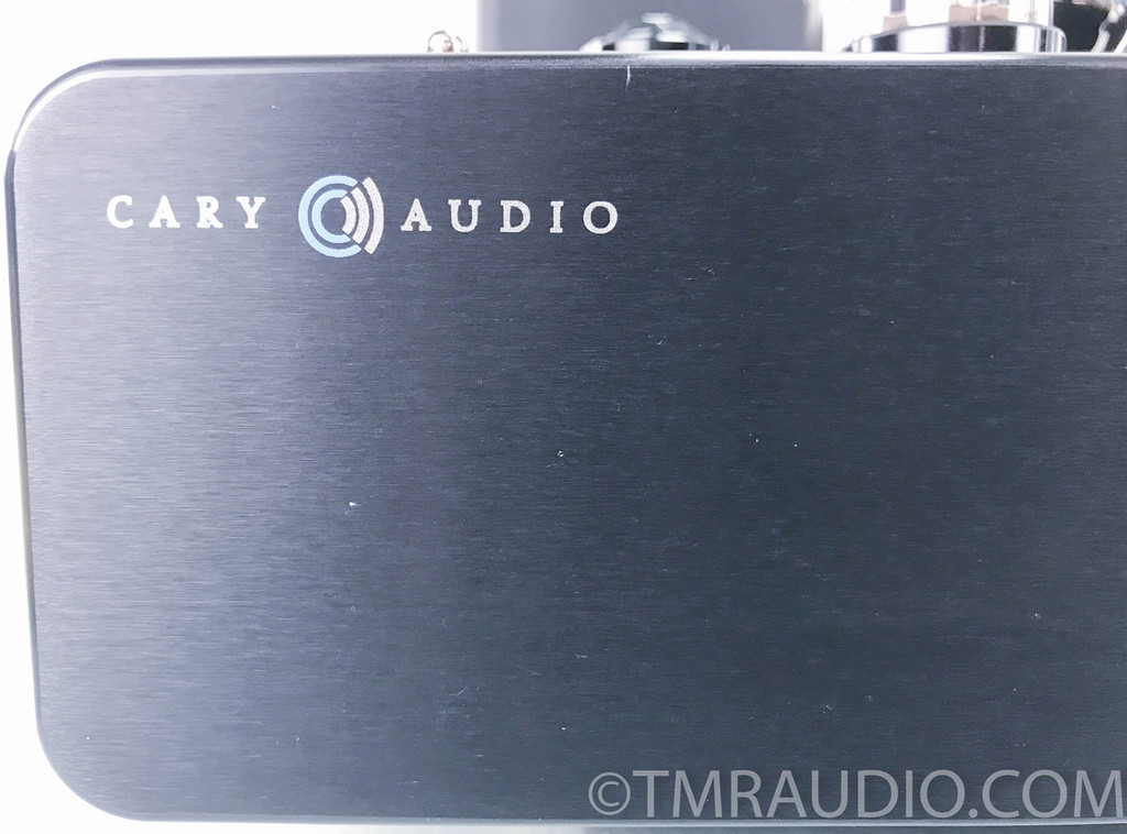 Cary CAD-805AE Mono Tube Amplifier Pair; Upgraded