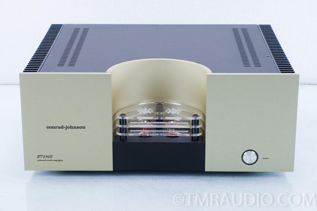 Conrad Johnson ET 250S Hybrid Tube Power Amplifier