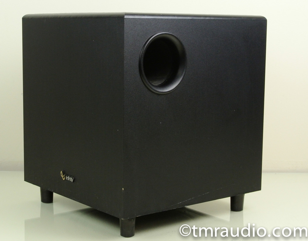 Infinity BU-2 Powered Subwoofer AS-iS