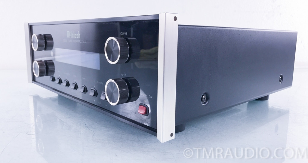 McIntosh C220 Stereo Tube Preamplifier; w/ MM Phono Preamp