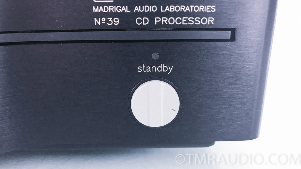 Mark Levinson No. 39 CD Player (Factory Upgraded to 390s)